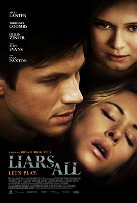 Liars All - 11 x 17 Movie Poster - Style B