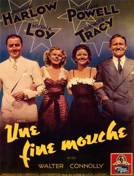 Libeled Lady - 27 x 40 Movie Poster - French Style C