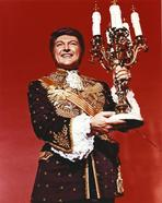 Liberace - Liberace posed in Portrait