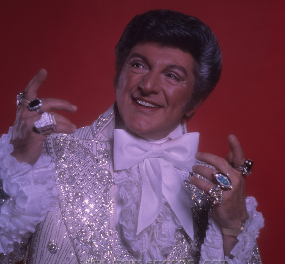 liberace the beer barrel polka