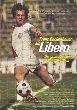 Libero - 11 x 17 Movie Poster - German Style A