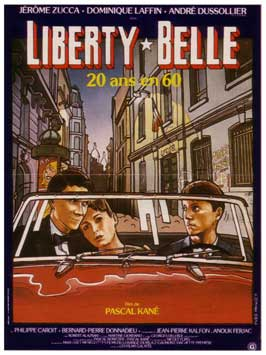 Liberty belle - 11 x 17 Movie Poster - French Style A