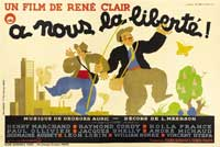 Liberty for Us - 11 x 17 Movie Poster - French Style A
