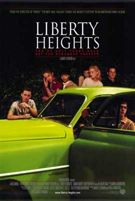 Liberty Heights - 11 x 17 Movie Poster - Style A