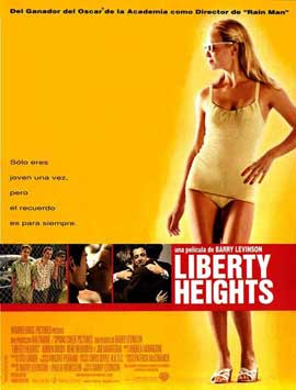 Liberty Heights - 11 x 17 Movie Poster - Spanish Style A
