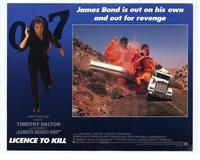 Licence to Kill - 11 x 14 Movie Poster - Style D