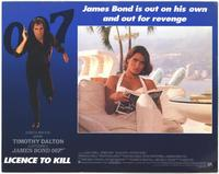 Licence to Kill - 11 x 14 Movie Poster - Style H