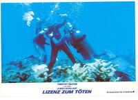 Licence to Kill - 11 x 14 Poster German Style A