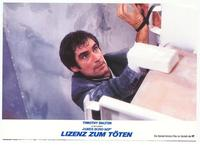 Licence to Kill - 11 x 14 Poster German Style I