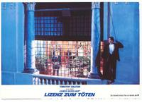 Licence to Kill - 11 x 14 Poster German Style J