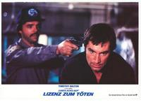 Licence to Kill - 11 x 14 Poster German Style K