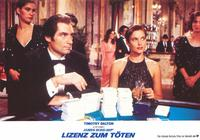 Licence to Kill - 11 x 14 Poster German Style L