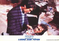Licence to Kill - 11 x 14 Poster German Style N