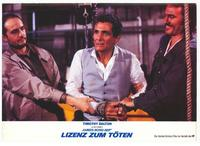 Licence to Kill - 11 x 14 Poster German Style O