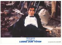 Licence to Kill - 11 x 14 Poster German Style P
