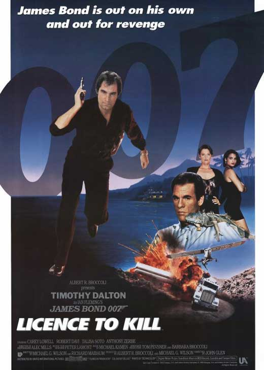 Licence to Kill Movie ...