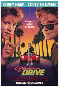 License to Drive - 27 x 40 Movie Poster - Style A