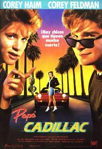 License to Drive - 27 x 40 Movie Poster - Spanish Style A
