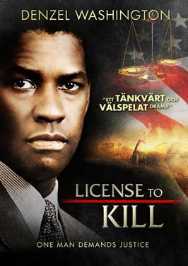 License to Kill (TV) - 11 x 17 TV Poster - Sweden Style A