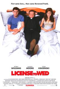 License to Wed - 11 x 17 Movie Poster - Style A