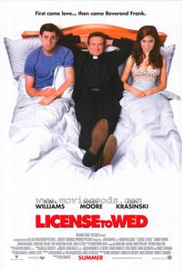 License to Wed - 43 x 62 Movie Poster - Bus Shelter Style A