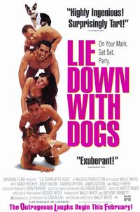 Lie Down with Dogs - 11 x 17 Movie Poster - Style A