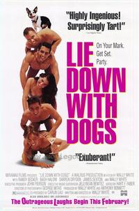 Lie Down with Dogs - 27 x 40 Movie Poster - Style A