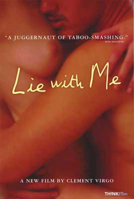 Lie With Me - 11 x 17 Movie Poster - Style B