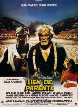 Lien de parente - 11 x 17 Movie Poster - French Style A