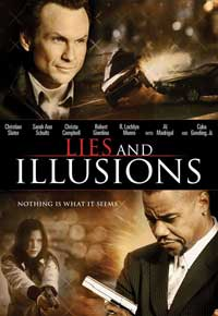 Lies & Illusions - 11 x 17 Movie Poster - Style A
