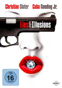 Lies & Illusions - 11 x 17 Movie Poster - Style B