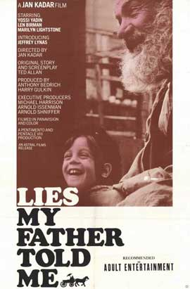 Lies My Father Told Me - 11 x 17 Movie Poster - Style A