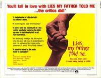 Lies My Father Told Me - 11 x 14 Movie Poster - Style A