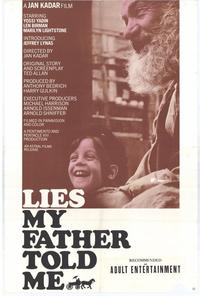 Lies My Father Told Me - 43 x 62 Movie Poster - Bus Shelter Style A