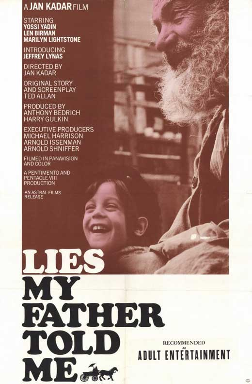 Lies My Father Told Me movie