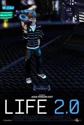 Life 2.0 - 11 x 17 Movie Poster - Style A