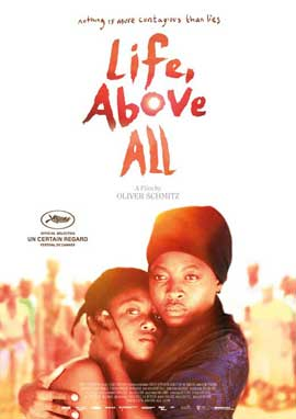 Life, Above All - 11 x 17 Movie Poster - UK Style A