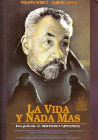 Life and Nothing But - 11 x 17 Movie Poster - Spanish Style A