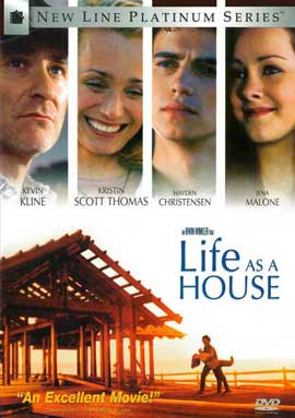 Life as a House - 27 x 40 Movie Poster - Style B