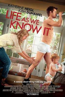 Life as We Know It - 11 x 17 Movie Poster - Style A