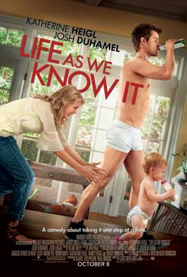 Life as We Know It - DS 1 Sheet Movie Poster - Style A