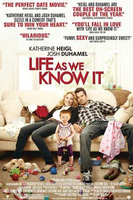Life as We Know It - 11 x 17 Movie Poster - Style B