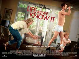 Life as We Know It - 27 x 40 Movie Poster - UK Style A