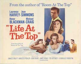Life at the Top - 11 x 14 Movie Poster - Style A