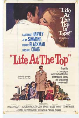 Life at the Top - 27 x 40 Movie Poster - Style A