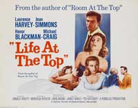 Life at the Top - 11 x 17 Movie Poster - Style B
