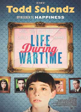 Life During Wartime - 27 x 40 Movie Poster - Danish Style A