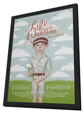 Life During Wartime - 11 x 17 Movie Poster - Style A - in Deluxe Wood Frame