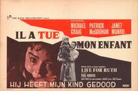 Life for Ruth - 27 x 40 Movie Poster - Belgian Style A