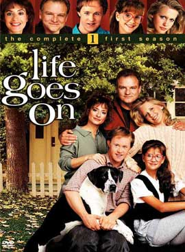 Life Goes On (TV) - 11 x 17 TV Poster - Style A